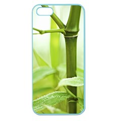 Bamboo Apple Seamless Iphone 5 Case (color) by Siebenhuehner