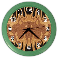Design Wall Clock (color)