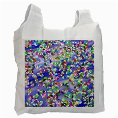Ying Yang Recycle Bag (two Sides)