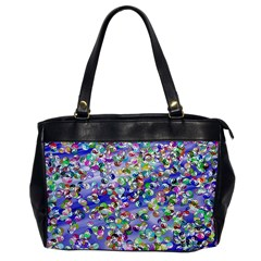 Ying Yang Oversize Office Handbag (one Side) by Siebenhuehner