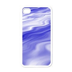 Wave Apple Iphone 4 Case (white) by Siebenhuehner
