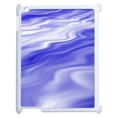Wave Apple Ipad 2 Case (white) by Siebenhuehner