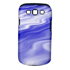 Wave Samsung Galaxy S Iii Classic Hardshell Case (pc+silicone) by Siebenhuehner