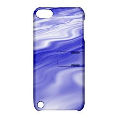 Wave Apple Ipod Touch 5 Hardshell Case With Stand by Siebenhuehner