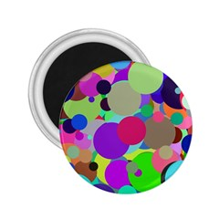 Balls 2 25  Button Magnet