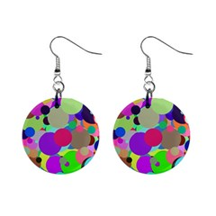 Balls Mini Button Earrings by Siebenhuehner