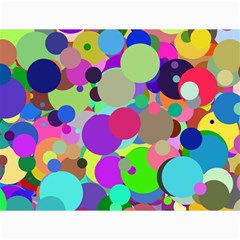 Balls Canvas 12  X 16  (unframed) by Siebenhuehner