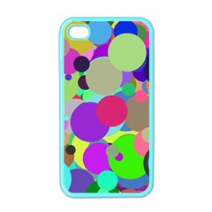 Balls Apple Iphone 4 Case (color) by Siebenhuehner