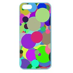 Balls Apple Seamless Iphone 5 Case (color) by Siebenhuehner