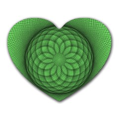 Design Mouse Pad (heart) by Siebenhuehner