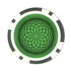 Design Poker Chip (10 Pack) by Siebenhuehner