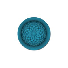 Spirograph Golf Ball Marker by Siebenhuehner