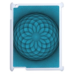 Spirograph Apple Ipad 2 Case (white) by Siebenhuehner
