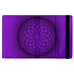 Spirograph Apple Ipad 2 Flip Case by Siebenhuehner