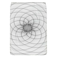Spirograph Removable Flap Cover (small) by Siebenhuehner