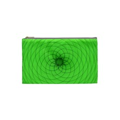 Spirograph Cosmetic Bag (small) by Siebenhuehner