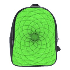Spirograph School Bag (xl) by Siebenhuehner