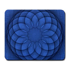 Spirograph Large Mouse Pad (rectangle) by Siebenhuehner