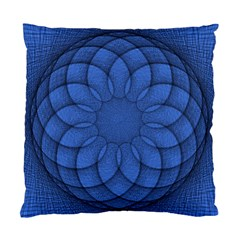 Spirograph Cushion Case (single Sided)  by Siebenhuehner