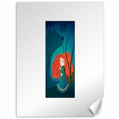 Merida Canvas 36  X 48  (unframed) by Mjdaluz