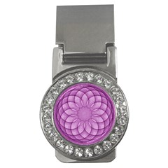 Spirograph Money Clip (cz) by Siebenhuehner