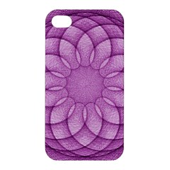 Spirograph Apple Iphone 4/4s Hardshell Case by Siebenhuehner