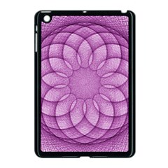 Spirograph Apple Ipad Mini Case (black) by Siebenhuehner