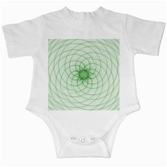 Spirograph Infant Bodysuit by Siebenhuehner