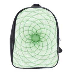 Spirograph School Bag (large) by Siebenhuehner