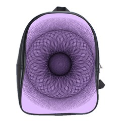 Mandala School Bag (large) by Siebenhuehner