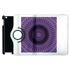 Mandala Apple Ipad 2 Flip 360 Case by Siebenhuehner