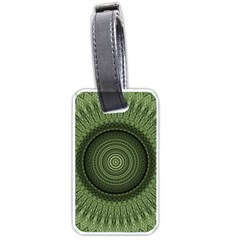 Mandala Luggage Tag (two Sides) by Siebenhuehner