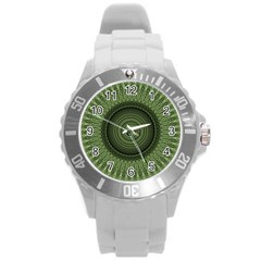 Mandala Plastic Sport Watch (large) by Siebenhuehner