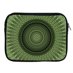 Mandala Apple Ipad 2/3/4 Zipper Case by Siebenhuehner
