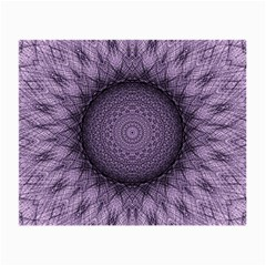 Mandala Glasses Cloth (small, Two Sided) by Siebenhuehner