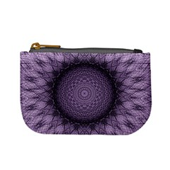 Mandala Coin Change Purse by Siebenhuehner