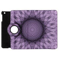Mandala Apple Ipad Mini Flip 360 Case by Siebenhuehner