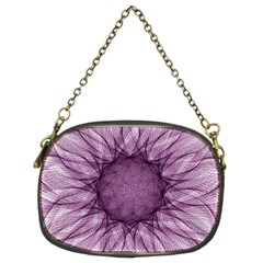 Mandala Chain Purse (two Sided)  by Siebenhuehner