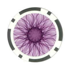 Mandala Poker Chip (10 Pack) by Siebenhuehner