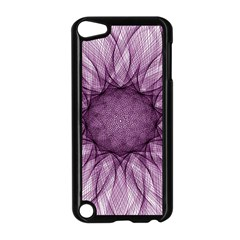 Mandala Apple Ipod Touch 5 Case (black) by Siebenhuehner