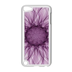 Mandala Apple Ipod Touch 5 Case (white) by Siebenhuehner
