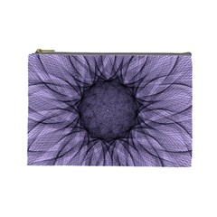 Mandala Cosmetic Bag (large) by Siebenhuehner