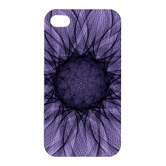 Mandala Apple Iphone 4/4s Premium Hardshell Case by Siebenhuehner
