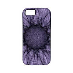 Mandala Apple Iphone 5 Classic Hardshell Case (pc+silicone) by Siebenhuehner