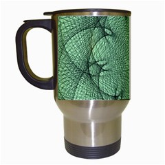 Spirograph Travel Mug (white) by Siebenhuehner