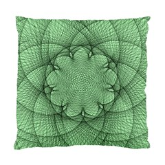 Spirograph Cushion Case (two Sided)  by Siebenhuehner