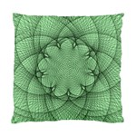 Spirograph Cushion Case (Two Sided)  Back