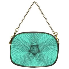 Spirograph Chain Purse (two Sided)  by Siebenhuehner