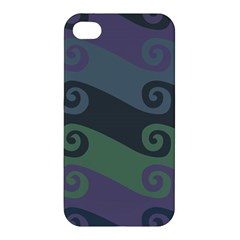 Upsidedown Apple Iphone 4/4s Hardshell Case