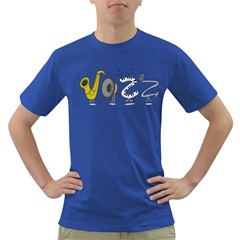 J A Z Z Mens' T Shirt (colored)